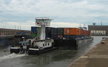 Peel Ports doubles Manchester Ship Canal barge capacity