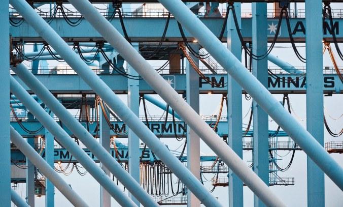 APMT opens landside operations at Maasvlakte 2 :: Lloyd's List