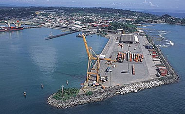 APM Terminals wins fight to build Moin Container Terminal