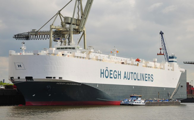 Höegh Autoliners and Ocean Yield make charter amendments