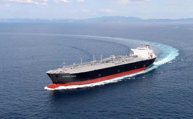 NYK Line inks VLGC time charter contract with Astomos