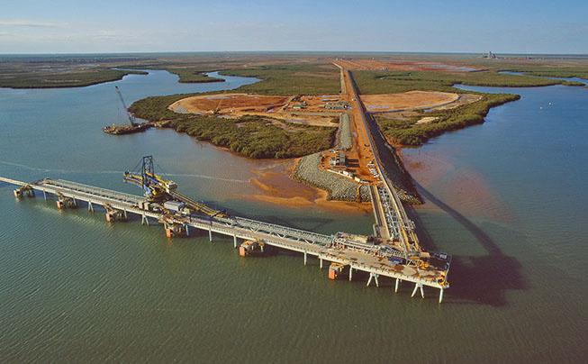 australia s port hedland iron ore exports Trade statistics  pre-1997  australian major iron ore  1992/93 1993/94 1994/95 1995/96 port hedland: 39,567,000:  view the latest news from ports australia.