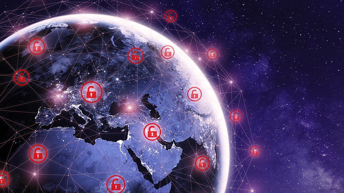 Cyber attack (Sergey Nivens/Shutterstock.com)