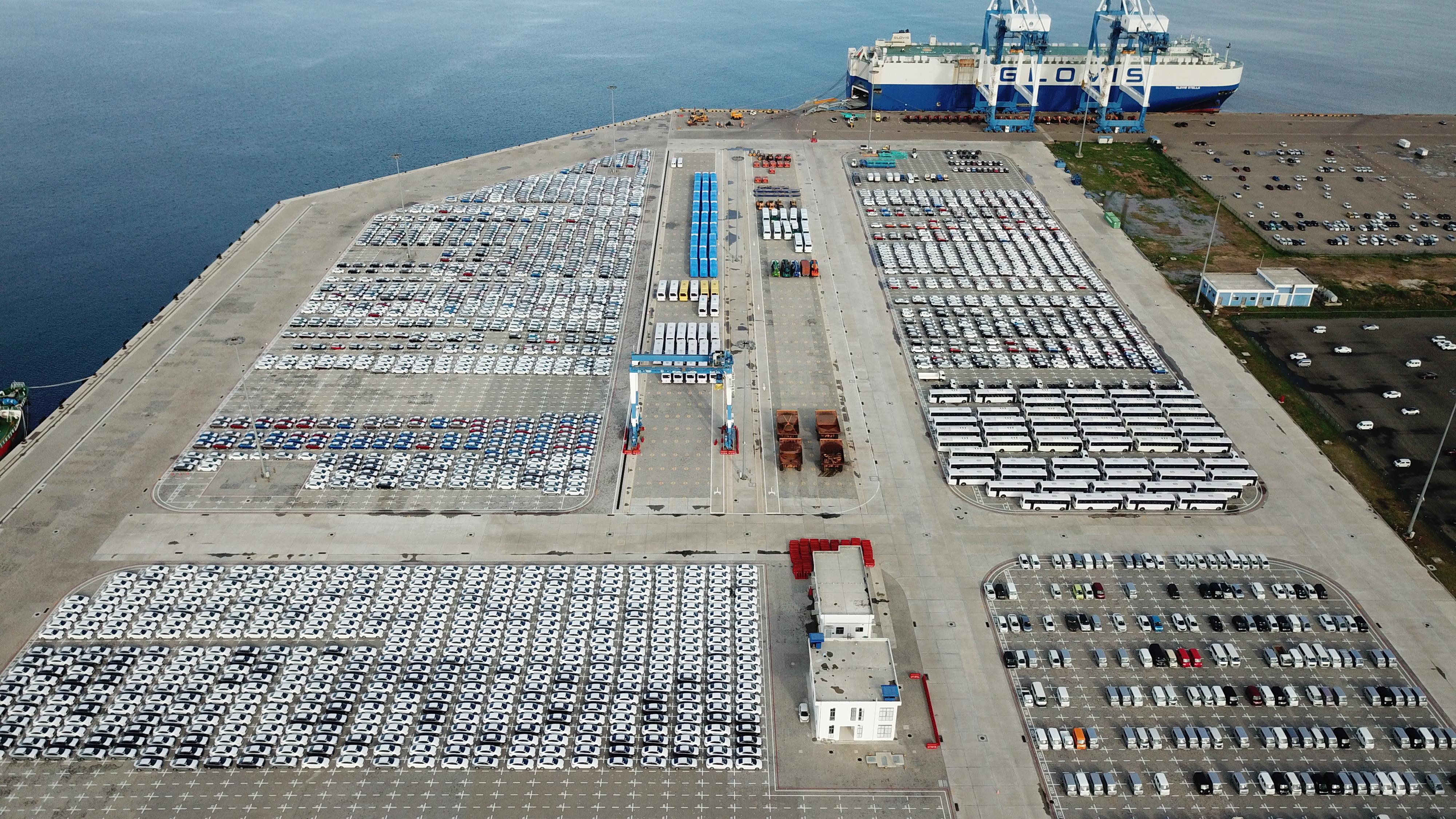 Sri Lanka's Hambantota International Port — Gateway to the