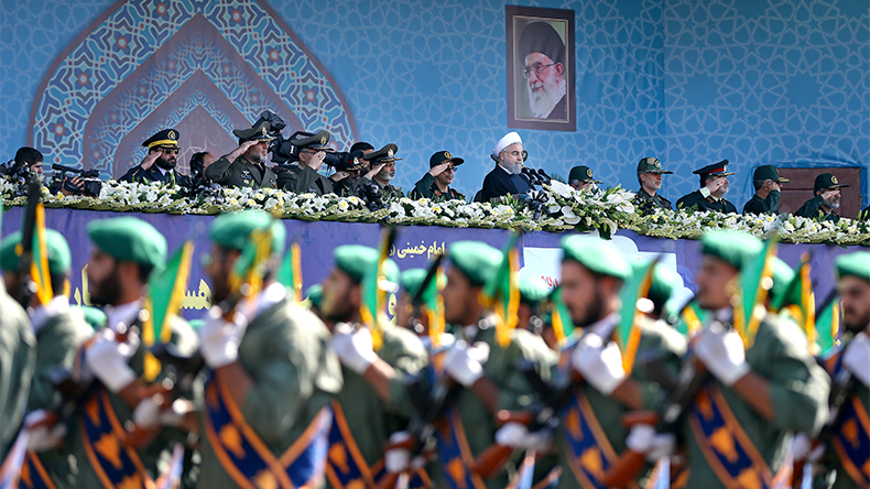 Iranian Revolutionary Guard