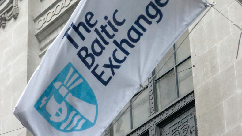 Baltic Exchange flag