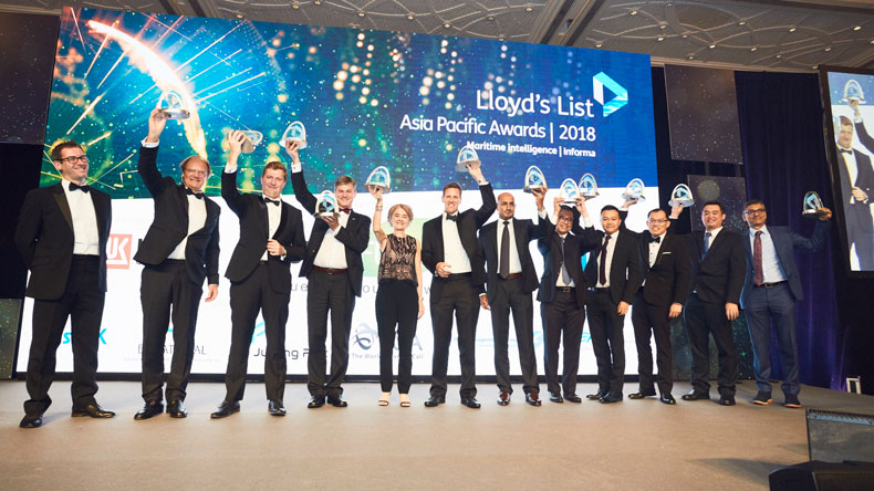 Lloyd's List Asia Pacific Awards winners revealed :: Lloyd's