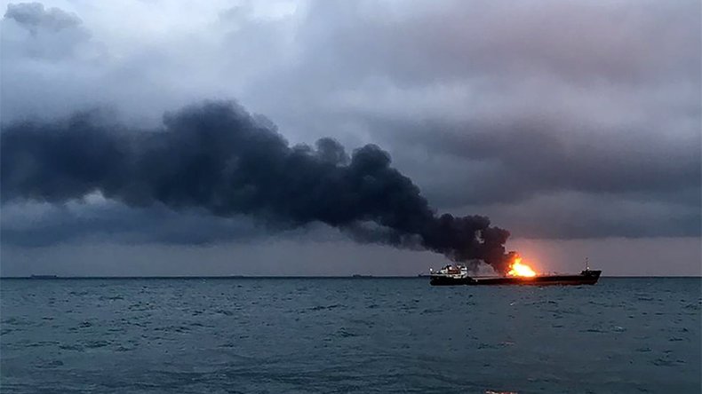 Kerch Strait blast: at least 10 dead, 10 missing :: Lloyd's List