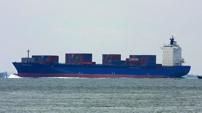 Centaurus, Diana Containerships Incorporated