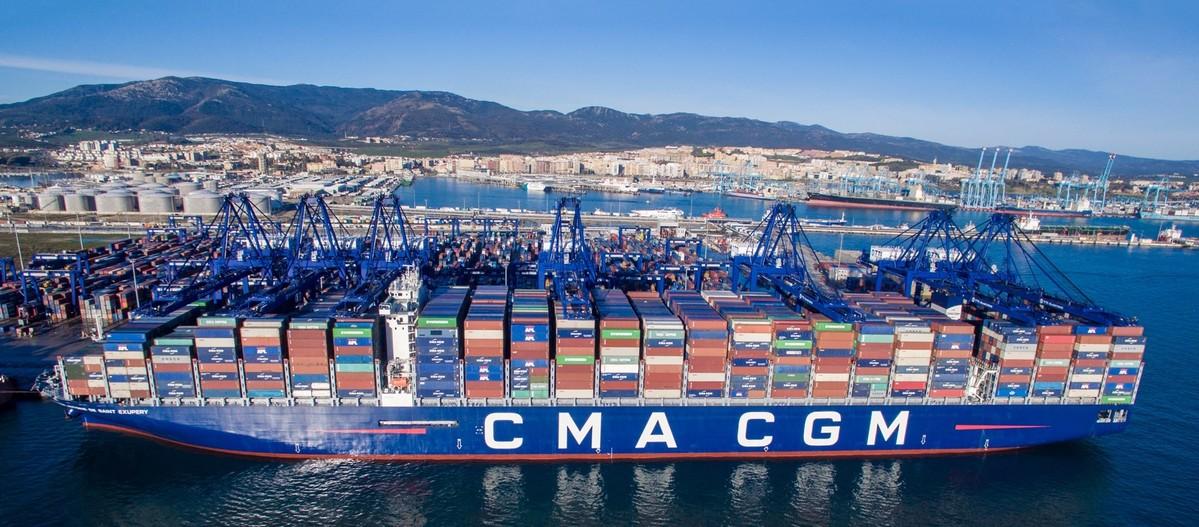 CMA CGM seeks to lighten debt burden with China Merchants