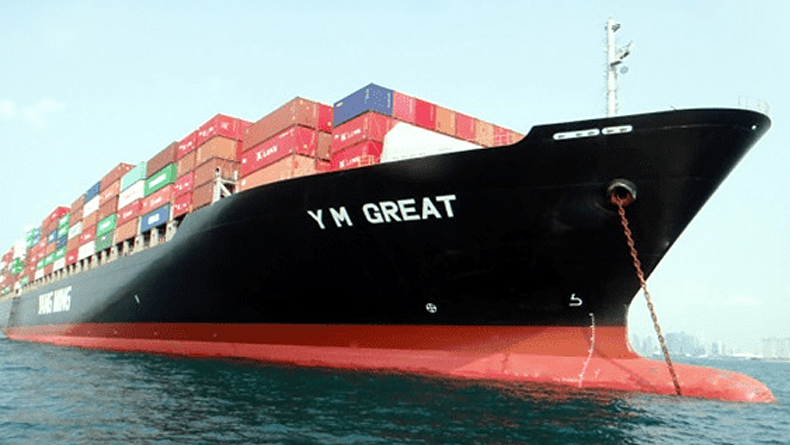 Diana Containerships vessel Great