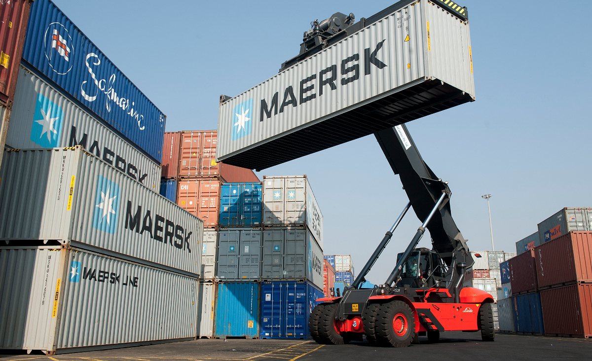 Maersk joins Boxtech database