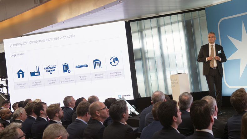Maersk's Capital Markets Day