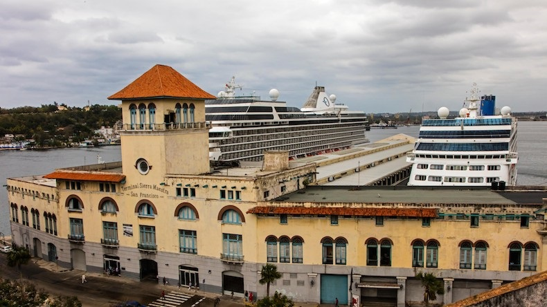 Global Ports Holdings secures Antigua and Barbuda cruise