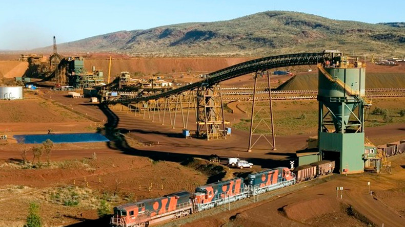 BHP seeks LNG-fuelled transport for iron ore cargoes :: Lloyd's List