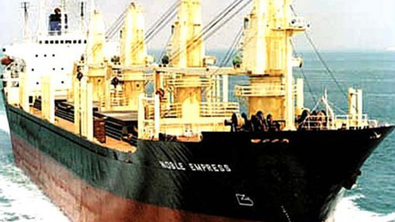 Noble Empress bulk carrier