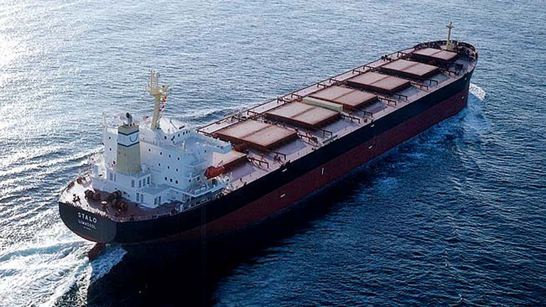 Safe Bulkers vessel
