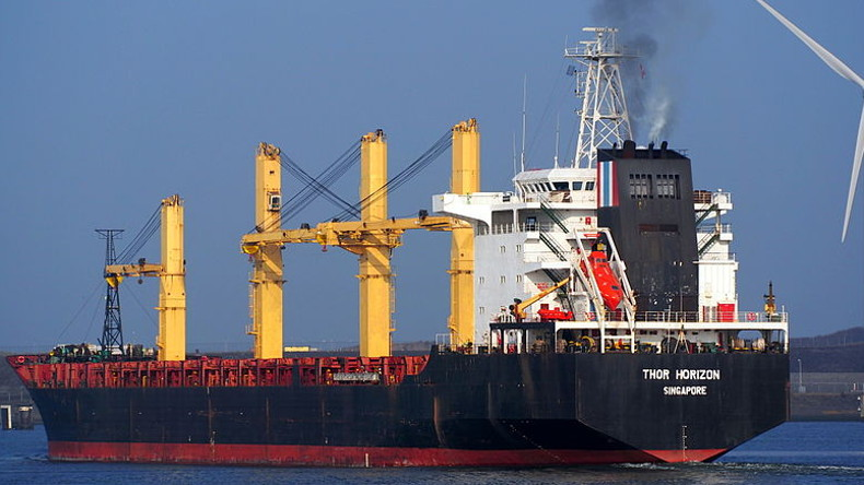 Thoresen Shipping Thor Horizon dry bulk carrier