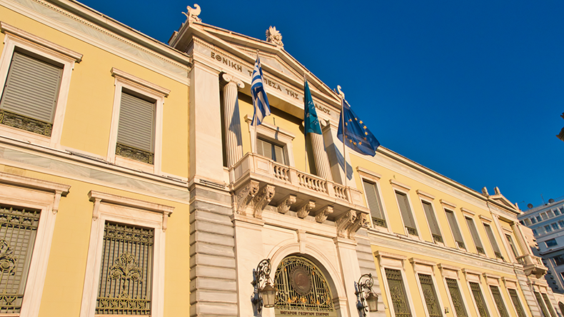 National Bank of Greece in Athens