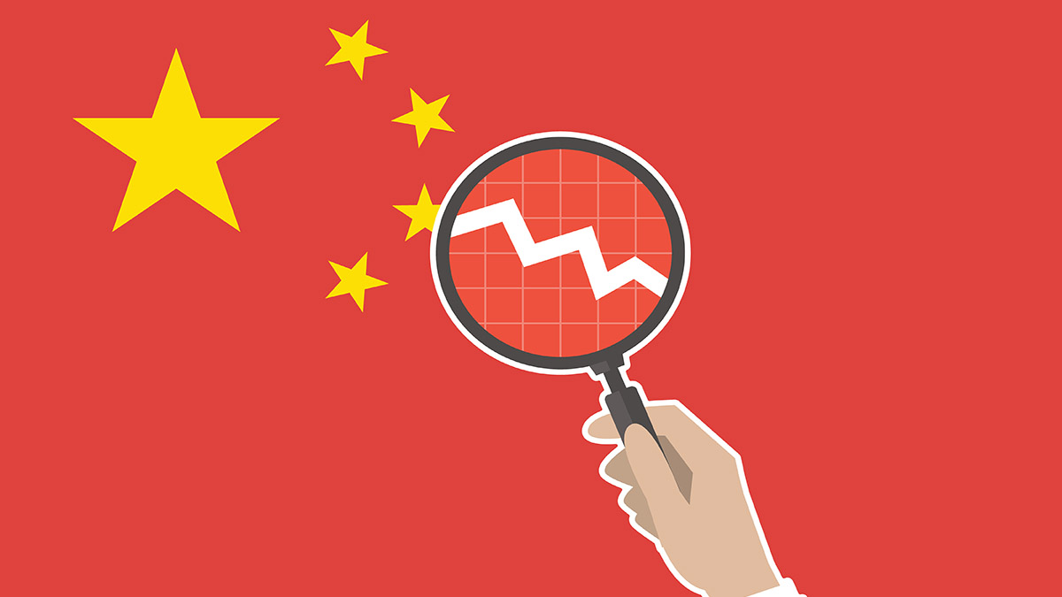 China slowdown