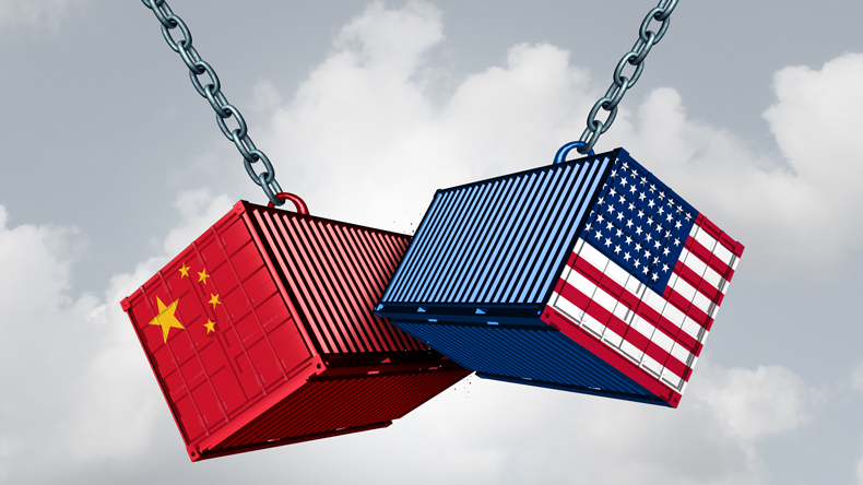 China vs US trade dispute