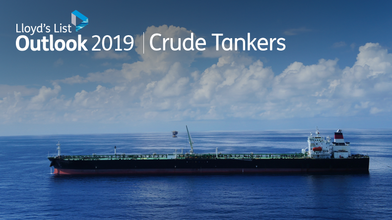 Crude tankers article image