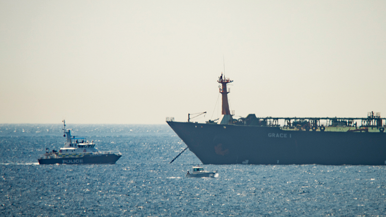Iranian tanker seizure could face legal challenge, say
