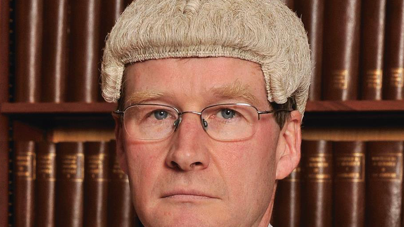 The Hon Mr Justice Popplewell