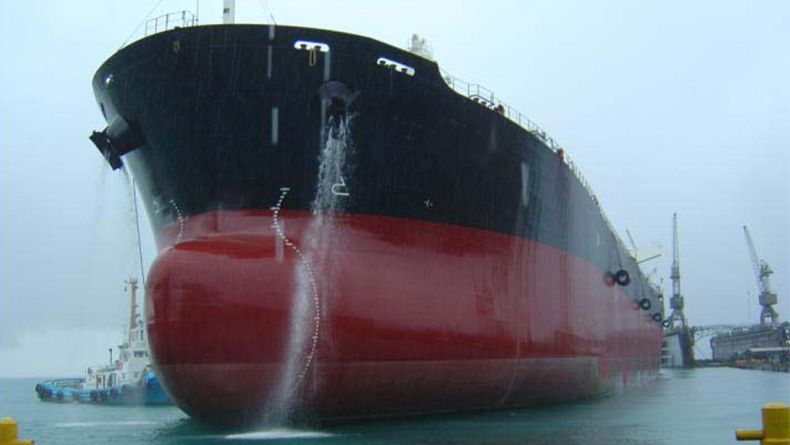 Ballast water discharge