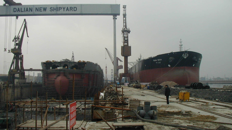 China Dalian NEw Shipyard VLCCs