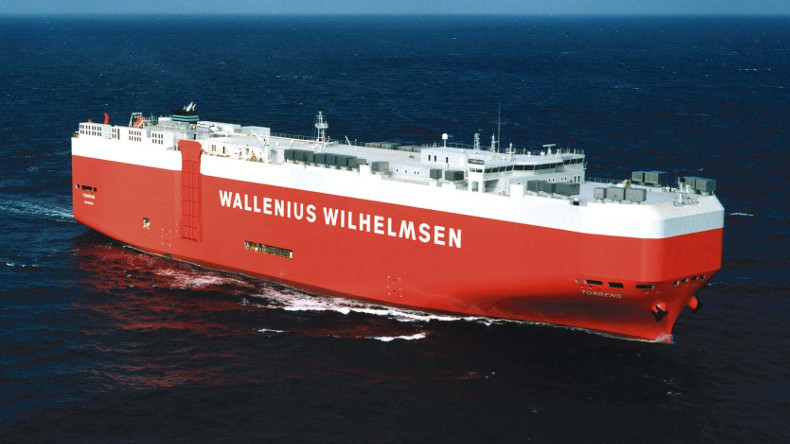 Wallenius Wilhelmsen Logistics car carrier Torrens.