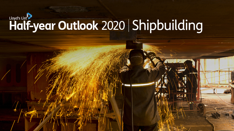 Half-year outlook: Shipbuilding