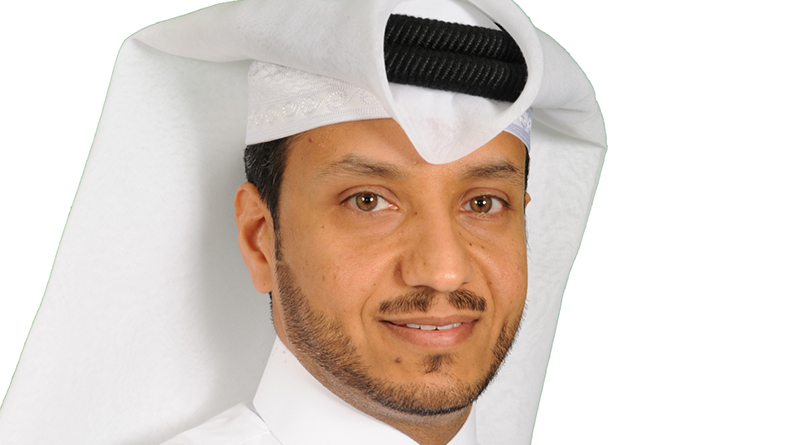Abdullah Fadhalah Al Sulaiti, chief executive, Nakilat