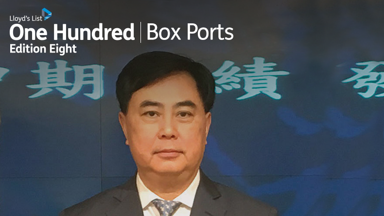 Top 10 Box ports: Huang Xiaowen