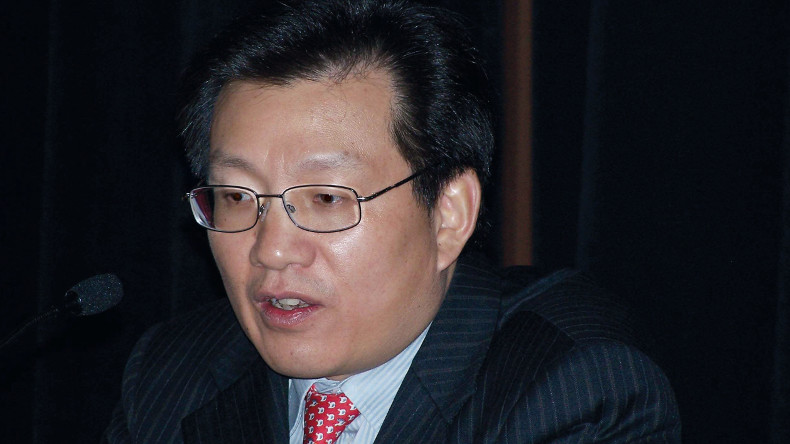 Seaspan Corporation CEO Gerry Wang