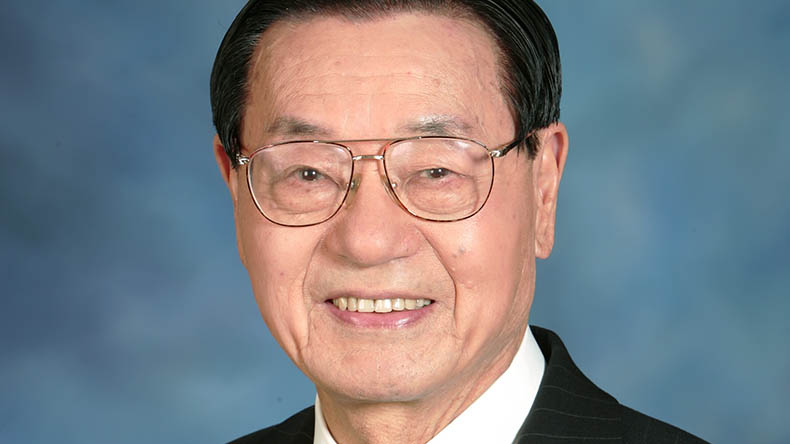 Dr James Chao, founder and chairman, Foremost