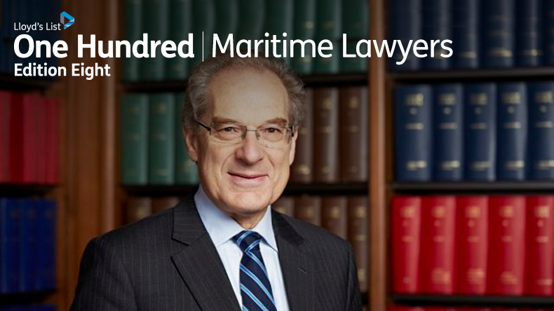Top 10 maritime lawyers: Lord Mance