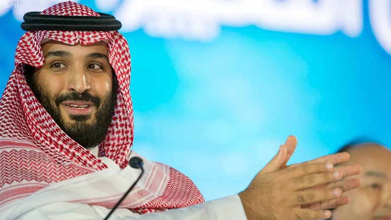 Mohammad bin Salman, Crown Prince and Chairman of the Council of Economic and Development Affairs, Saudi Arabia