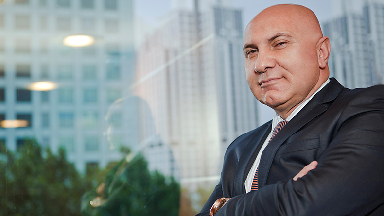 Robert Yildirim, president and chief executive, Yildirim Group