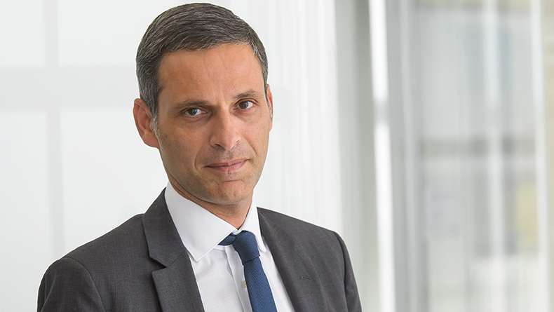 Rodolphe Saade, chief executive, CMA CGM