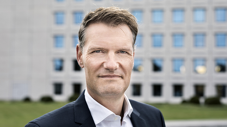 Maersk Line chief operating office Søren Toft