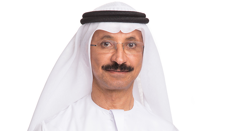 Sultan Ahmed bin Sulayem, chief executive of DP World