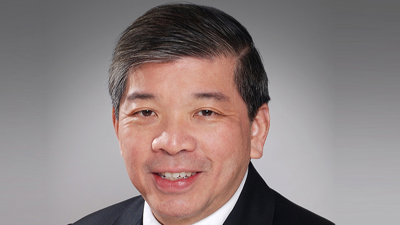 Teo Siong Seng – also known as SS Teo – managing director, Pacific International Lines