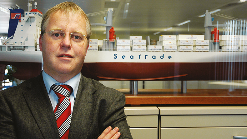 Yntze Buitenwerf, chief executive, Seatrade