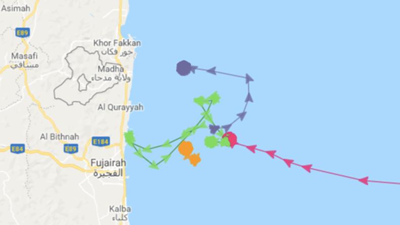 Tanker 'sabotage' off UAE puts shipping on alert :: Lloyd's List