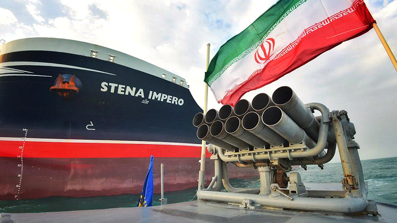 Stena Impero Iran flag missile_Contributor#072019/Getty Images