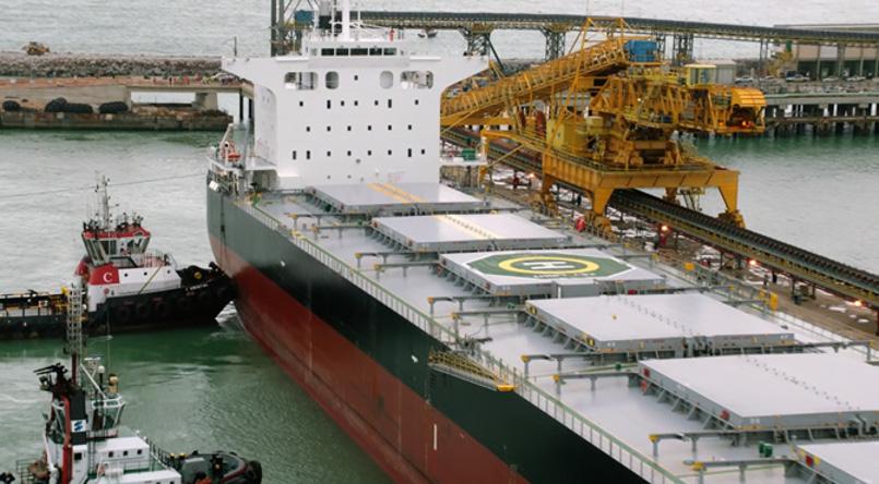 Rio Raises Iron Ore Production While Vale's Output Falls