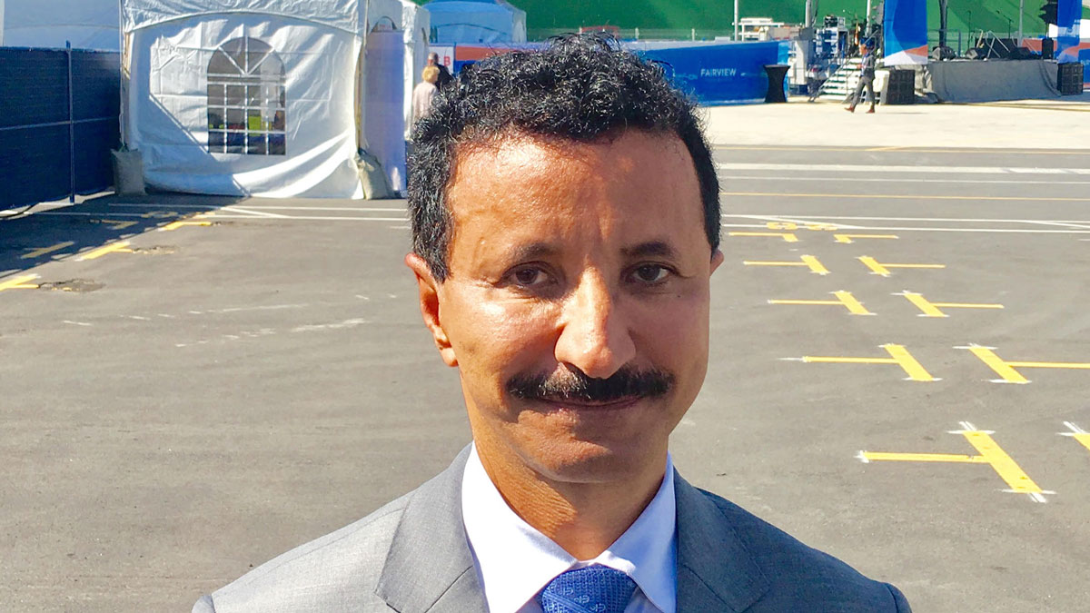 DP World chief executive Sultan Ahmed bin Sulayem