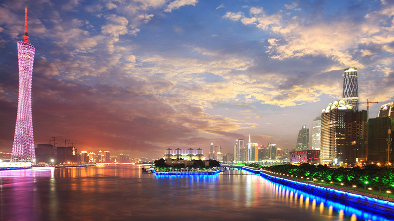 Guangzhou to acquire nearby port as consolidation moves gain pace