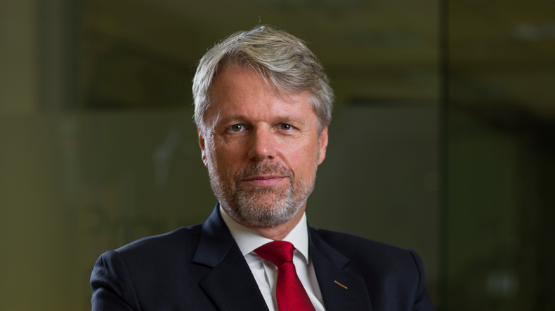 Sohar Port chief executive Mark Geilenkirchen